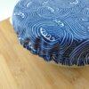 Charlotte couvre-plat Vagues élastique