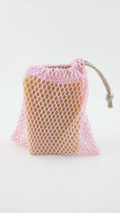 Filet à savon polyester